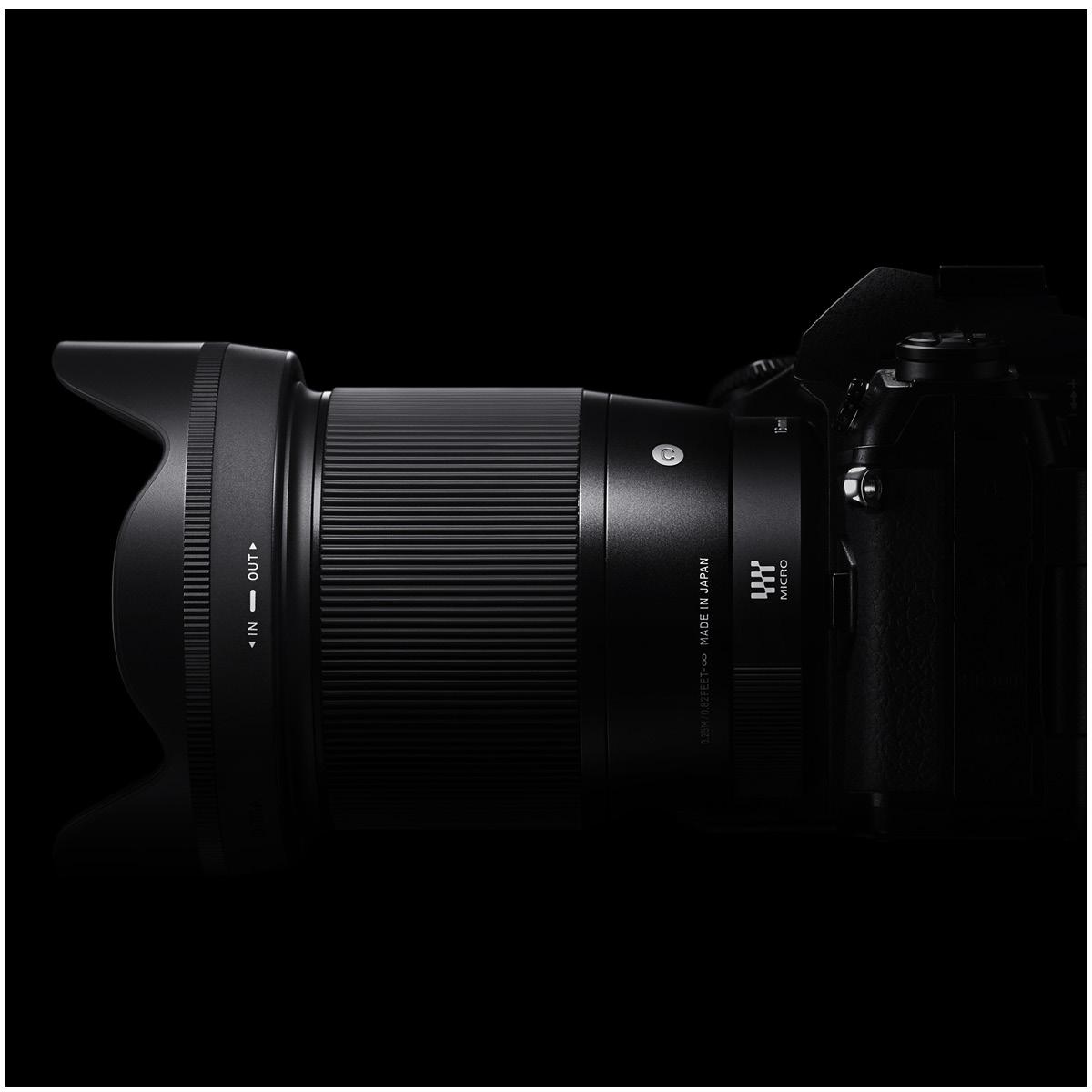 Sigma 16 mm 1:1,4 DC DN Contemporary EF-M