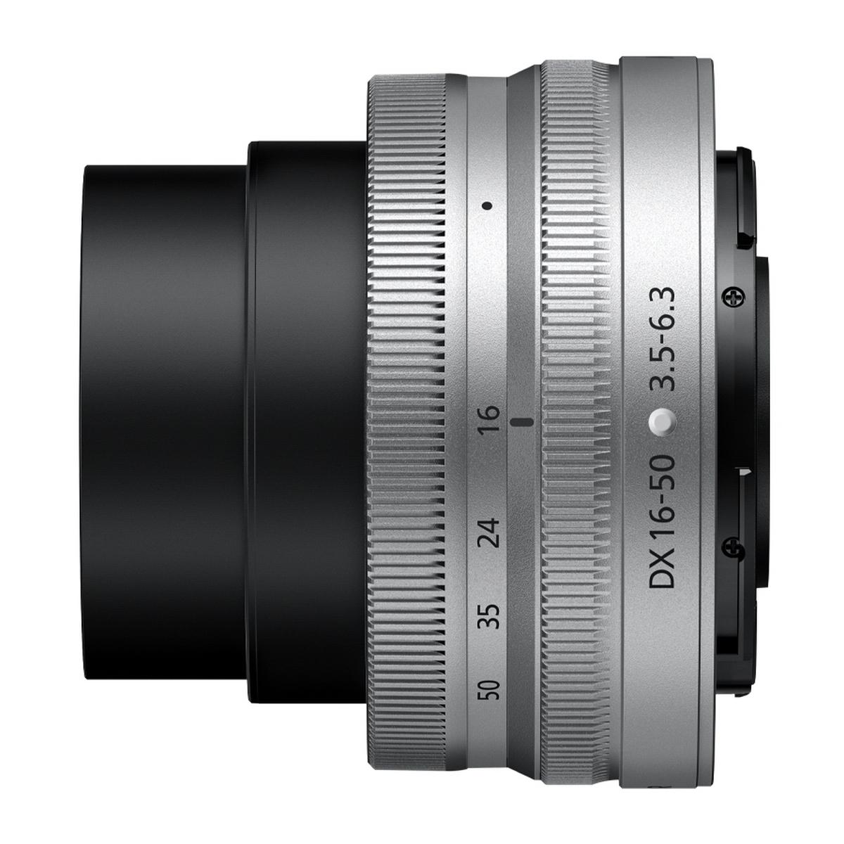 Nikon 16-50 mm 1:3,5-6,6 Z DX VR Silver Edition