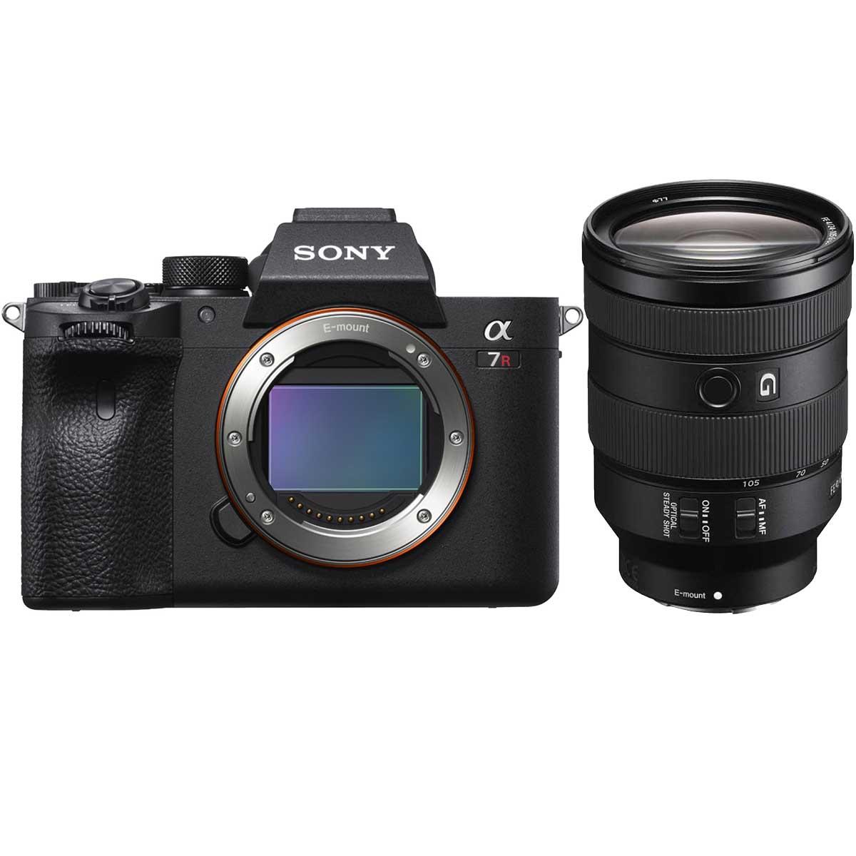 Sony Alpha 7R III A + SEL 24-105 mm 1:4,0 G OSS