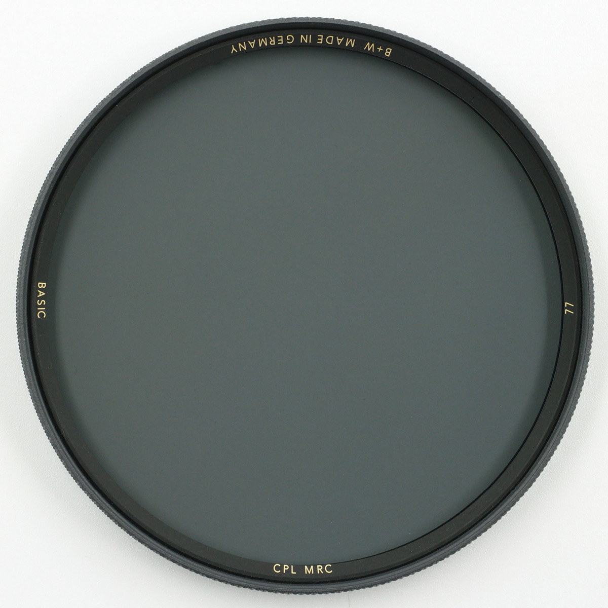 B+W Polarisationsfilter 105 mm MRC Basic
