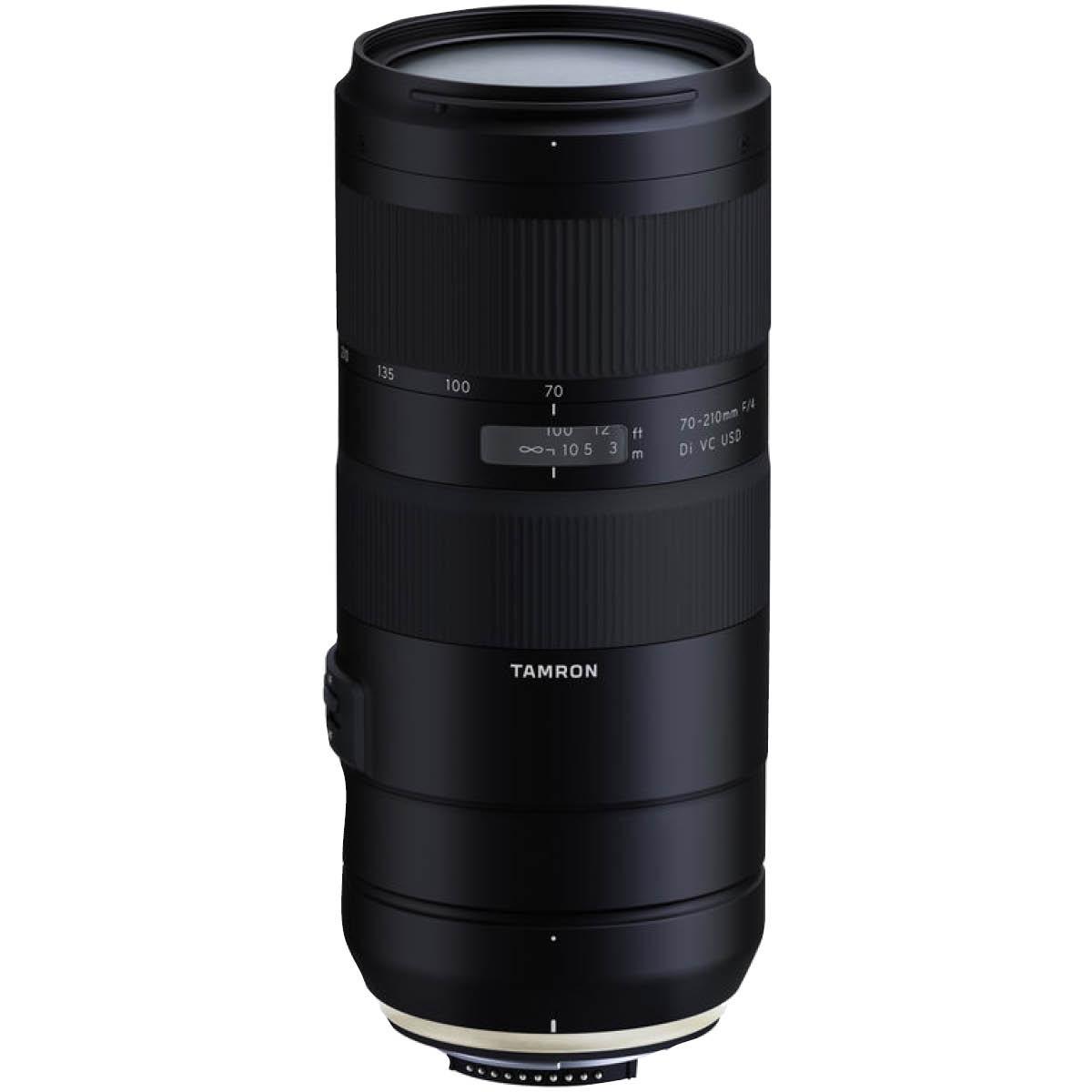 Tamron 70-210 mm 1:4,0 USD VC EF