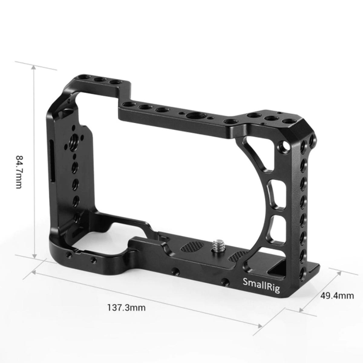 Smallrig Cage 2493 für Sony Alpha 6600