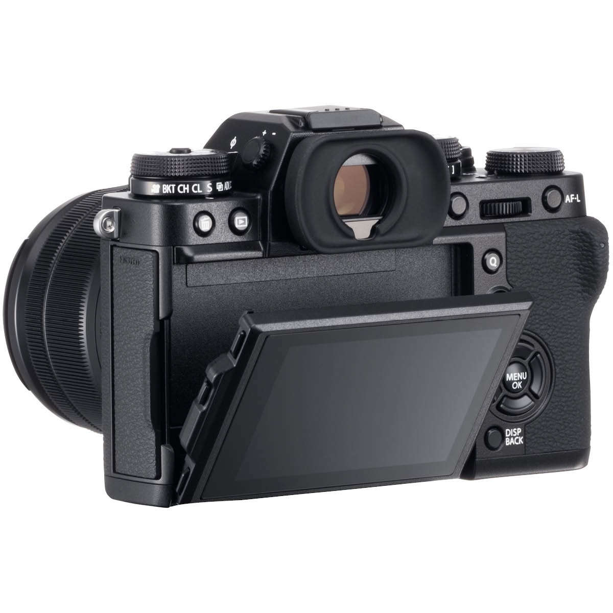 Fujifilm X-T3 Kit mit 18-55mm 1:2,8-4,0 Schwarz