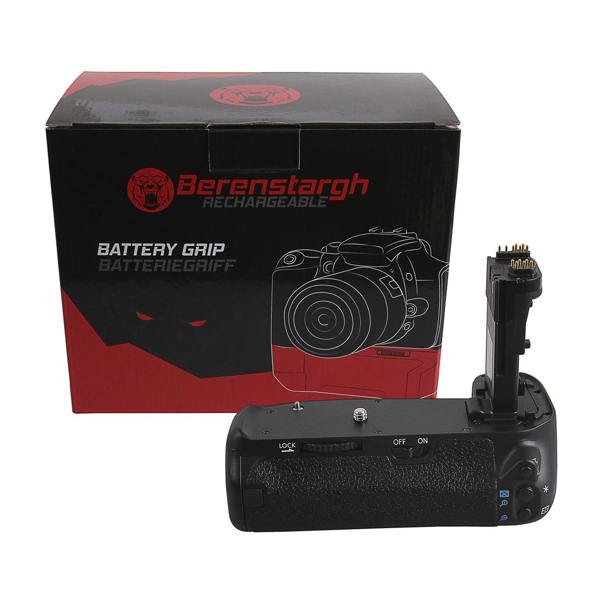 Berenstargh Batteriegriff für Canon EOS 70D/80D