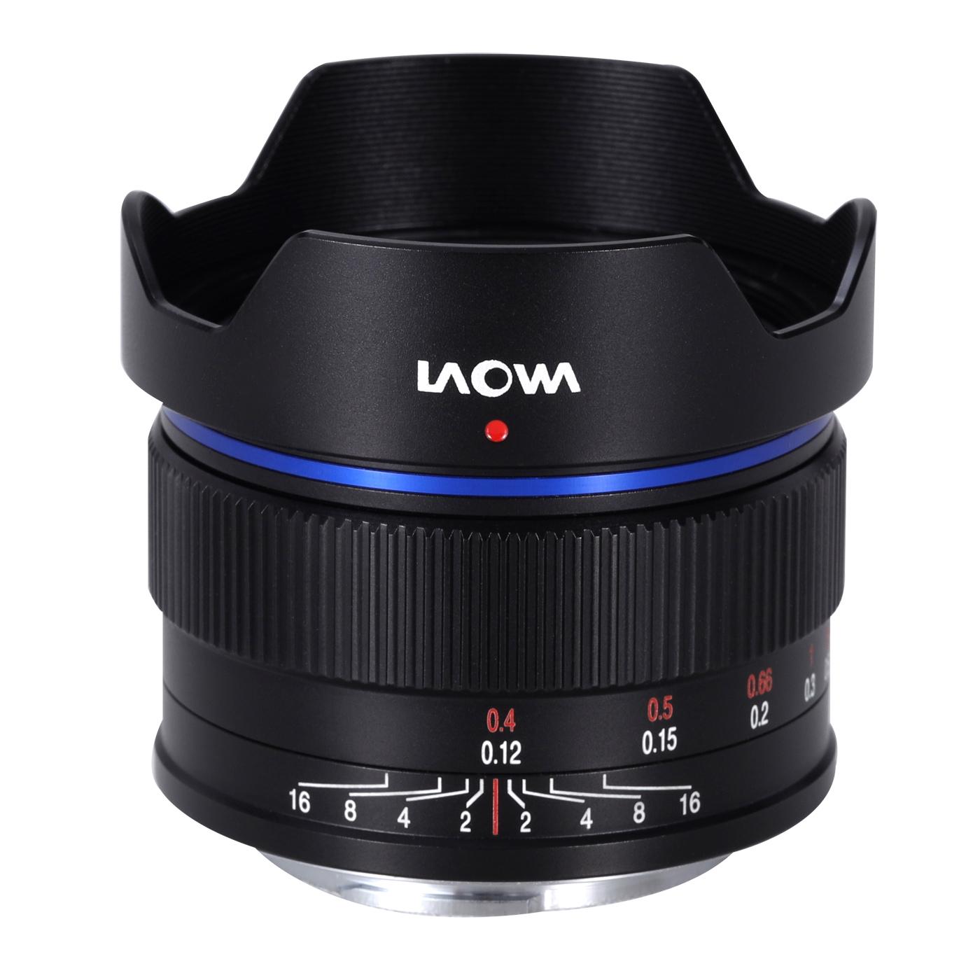 Laowa 10 mm 1:2,0 Zero-D MFT