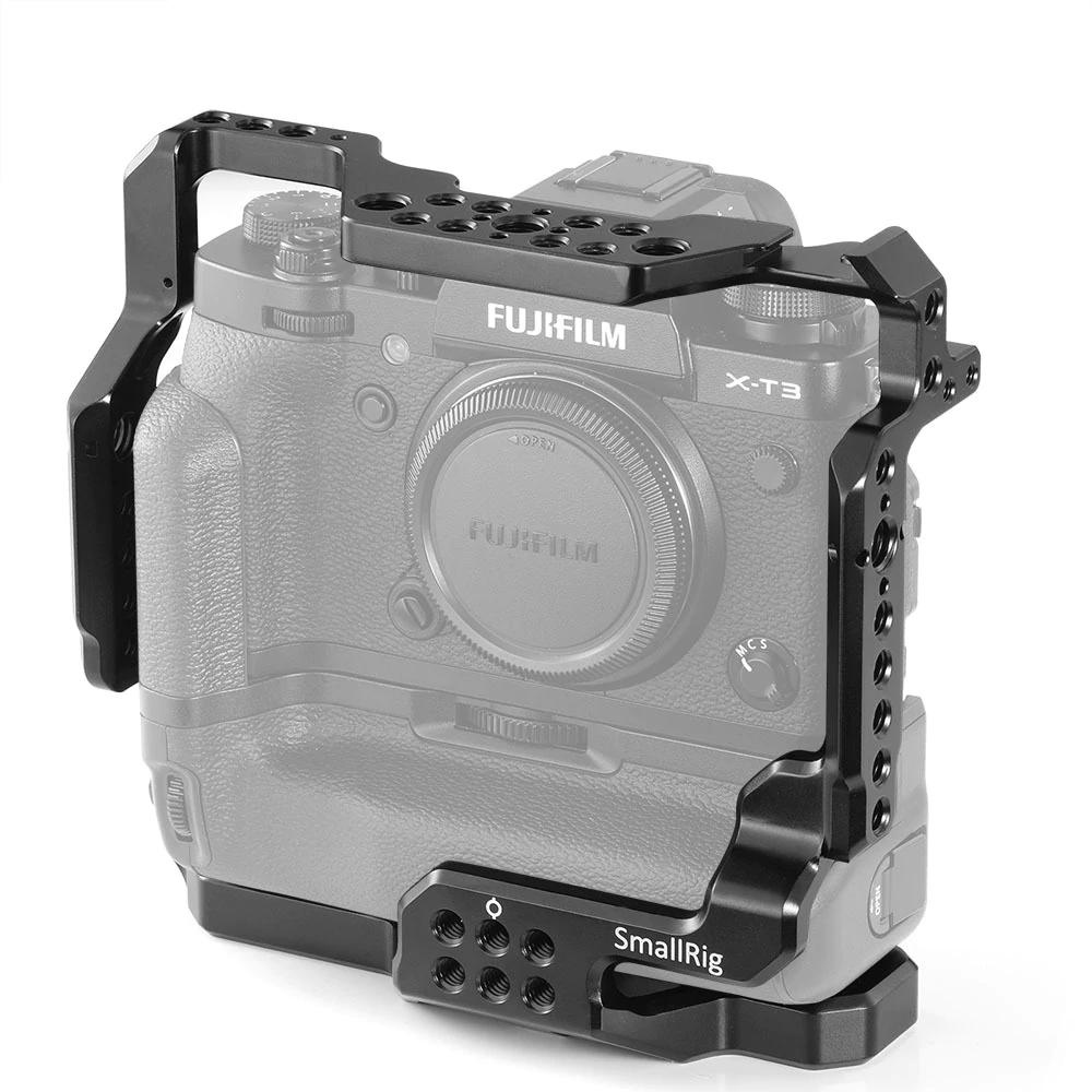 SmallRig Cage für Fujifilm XT-3 mit Batteriegriff 2229