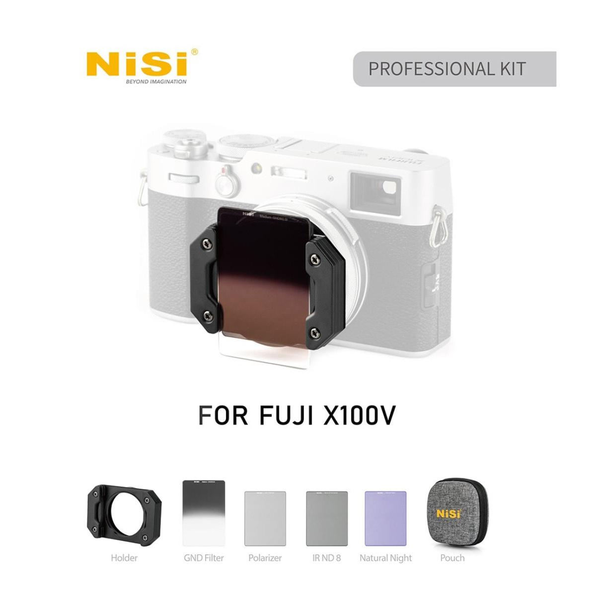 Nisi Professional Kit Fujifilm X 100