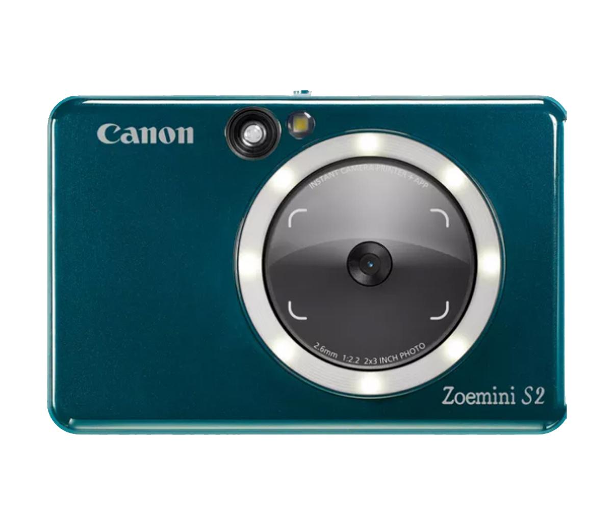 Canon Zoemini S2 Sofortbildkamera Aquamarin