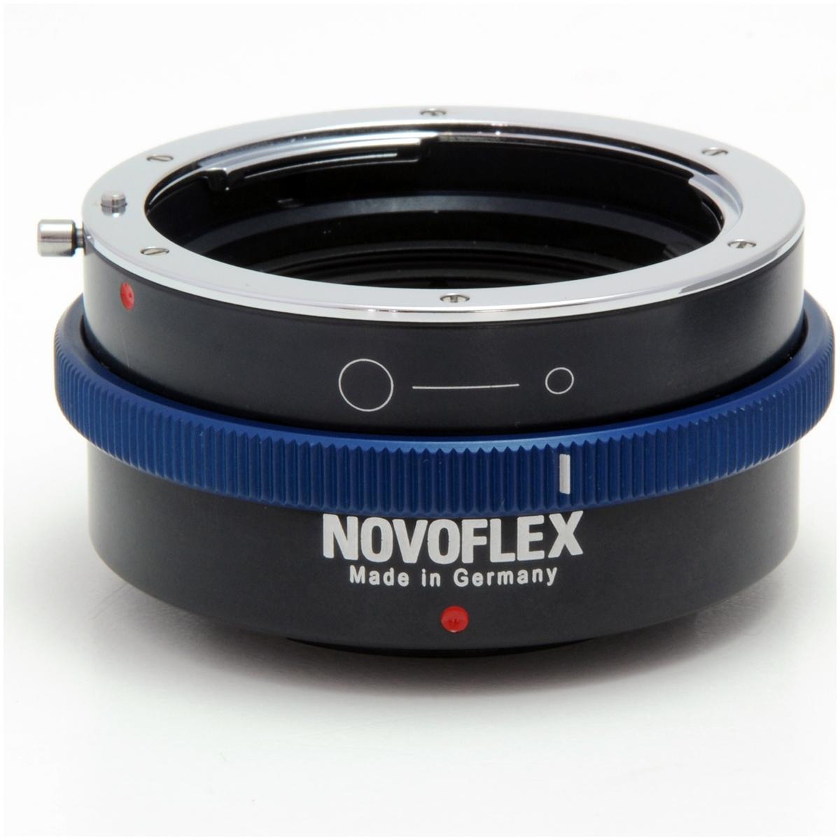 Novoflex Adapter Nikon Objektive an MFT-Kameras