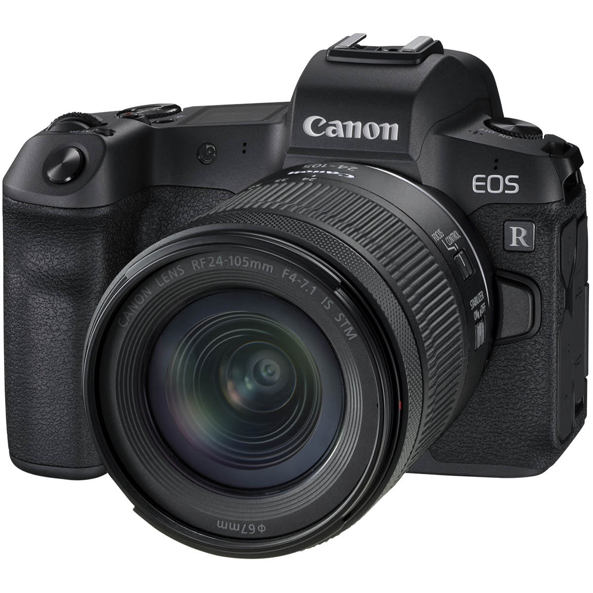 Canon EOS R Kit mit 24-105 mm 1:4-7,1