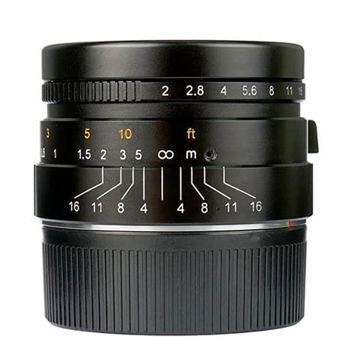 7Artisans 35 mm 1:2,0 für Leica M