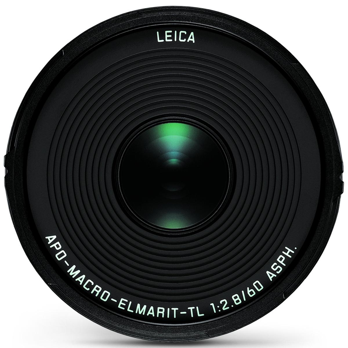 Leica 60 mm 1:2,8 APO-Macro-Elmarit-TL ASPH Schwarz
