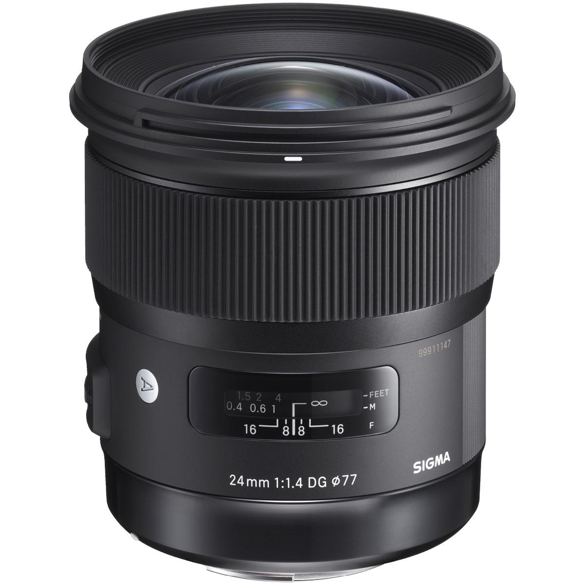 Sigma 24 mm 1:1,4 DG HSM Art EF