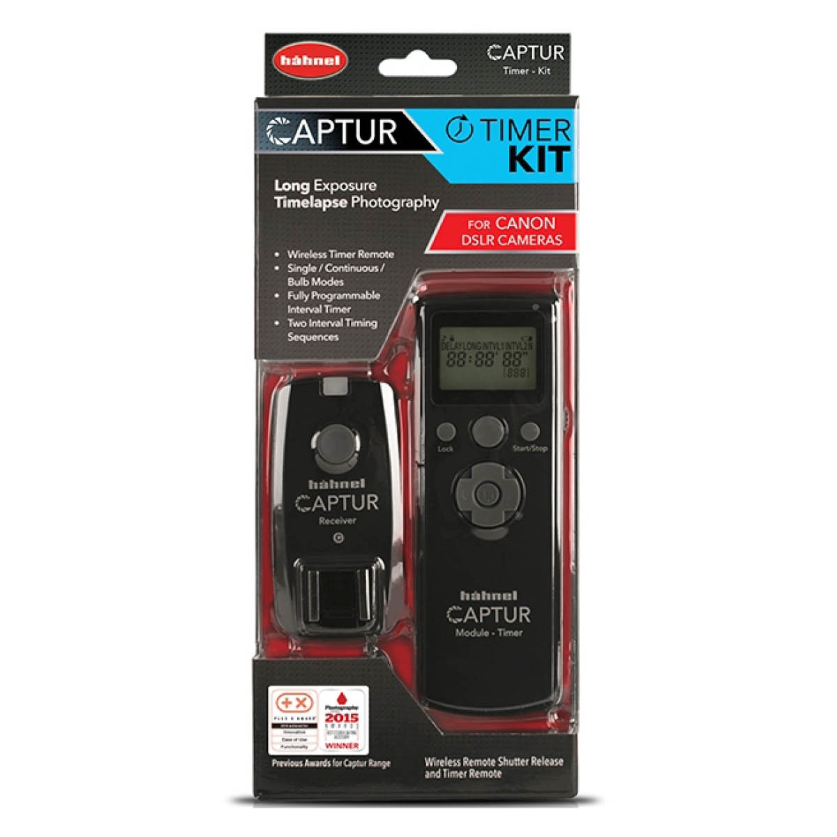 Hähnel Captur Timer Kit Canon