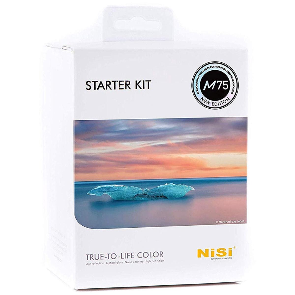Nisi Starter Kit M 75 mm