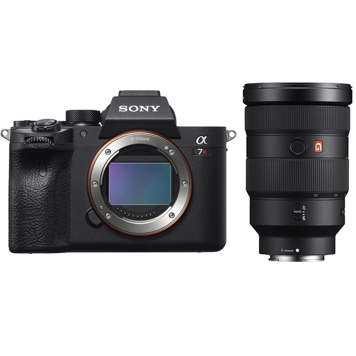 Sony Alpha 7R IV A + FE 24-70mm 1:2,8 GM