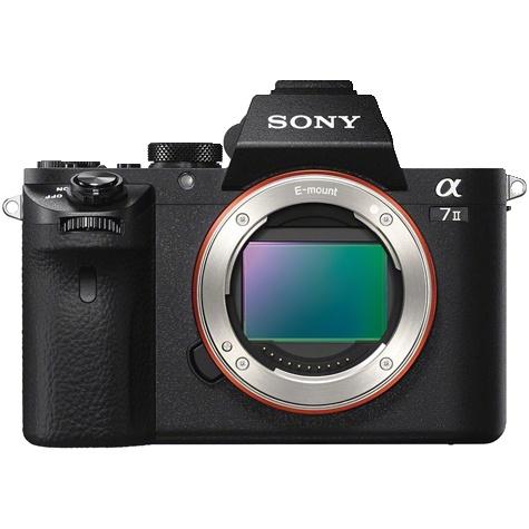 Sony Alpha 7 II Kit mit 24-70 mm 1:4,0