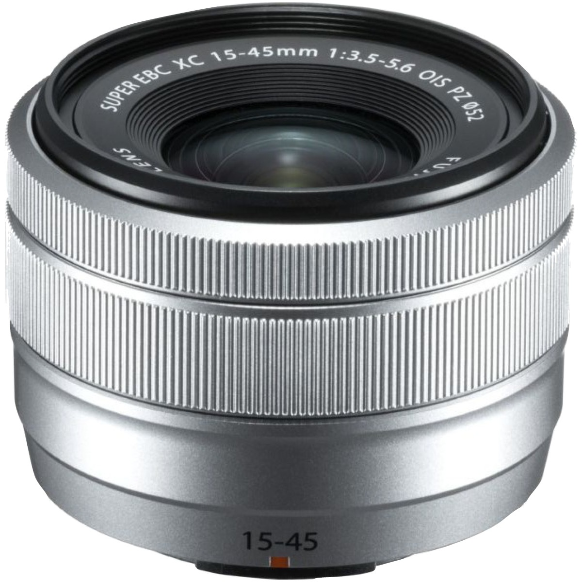 Fujifilm XC 15-45 mm 1:3,5-5,6 OIS PZ Silber