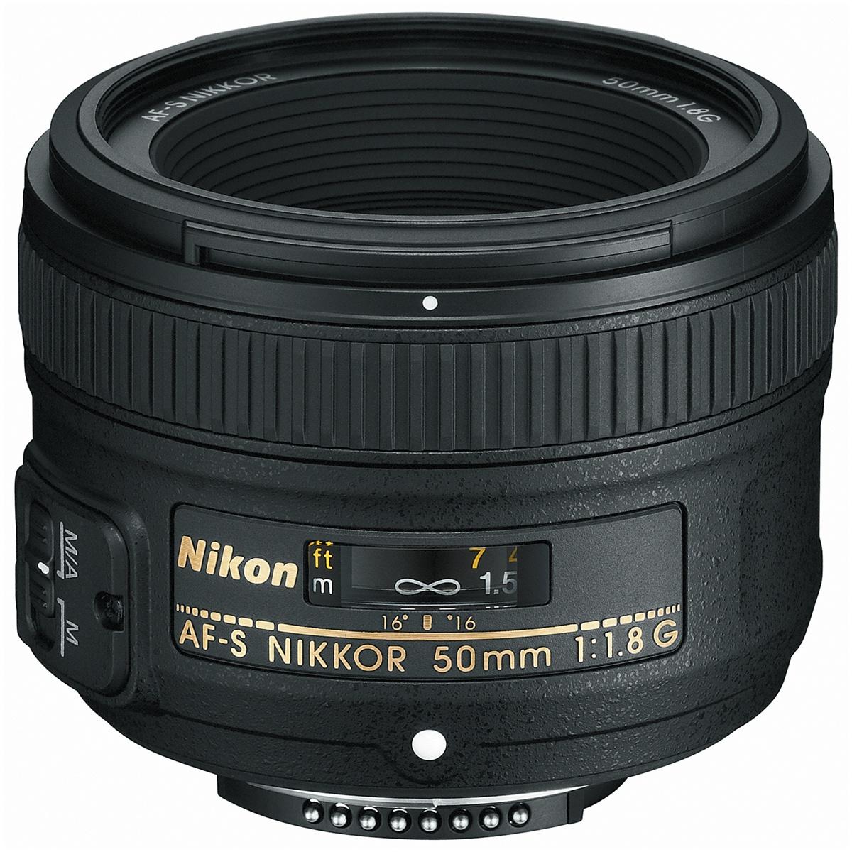 Nikon 50 mm 1:1,8 AF-S G