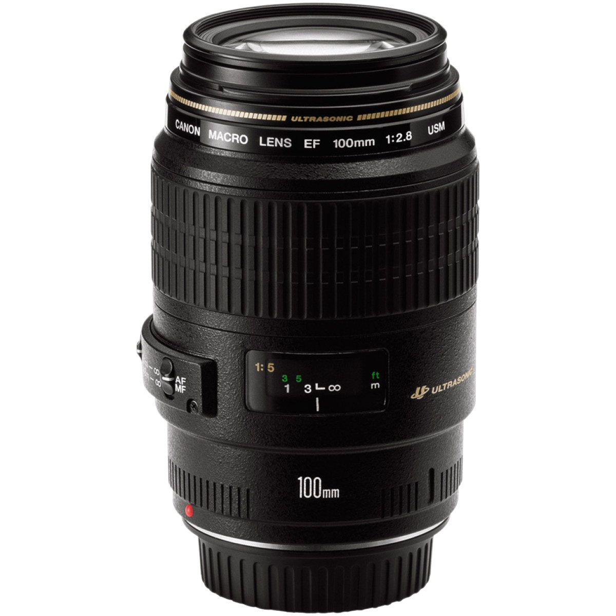 Canon EF 100 mm 1:2,8 Macro USM