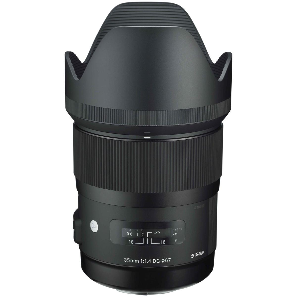 Sigma 35 mm 1:1,4 DG HSM Art EF