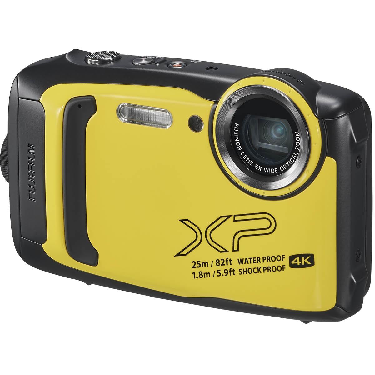 Fujifilm FinePix XP 140 Gelb