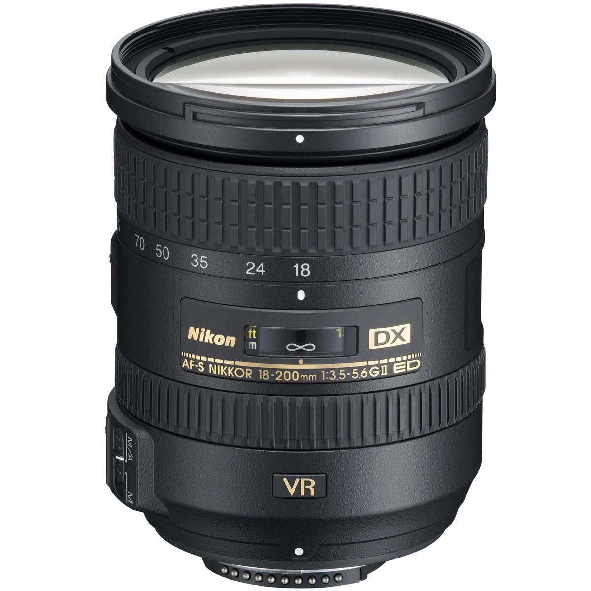Nikon 18-200 mm 1:3,5-5,6 AF-S DX II