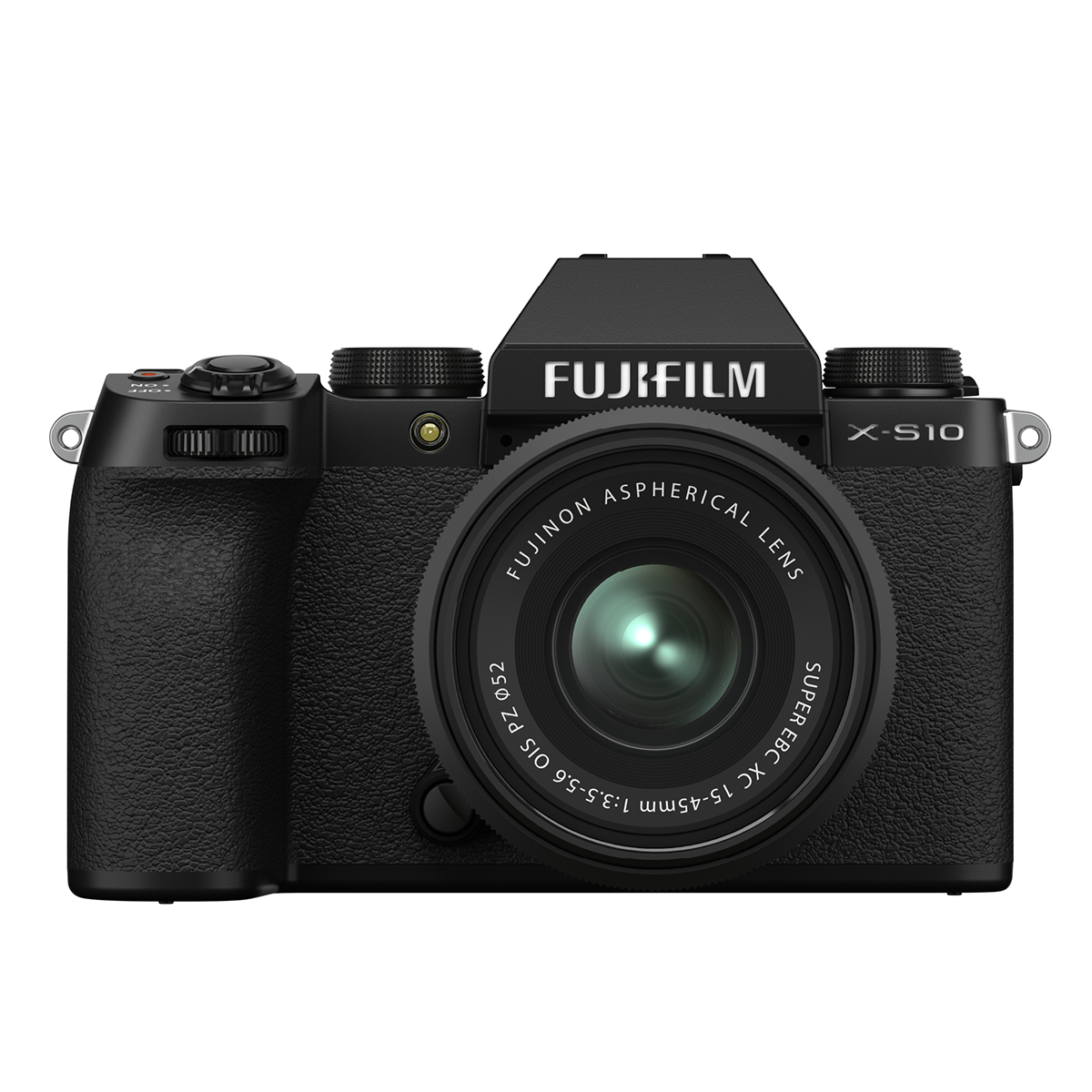 Fujifilm X-S 10 Kit mit 15-45 mm 1:3,5-5,6