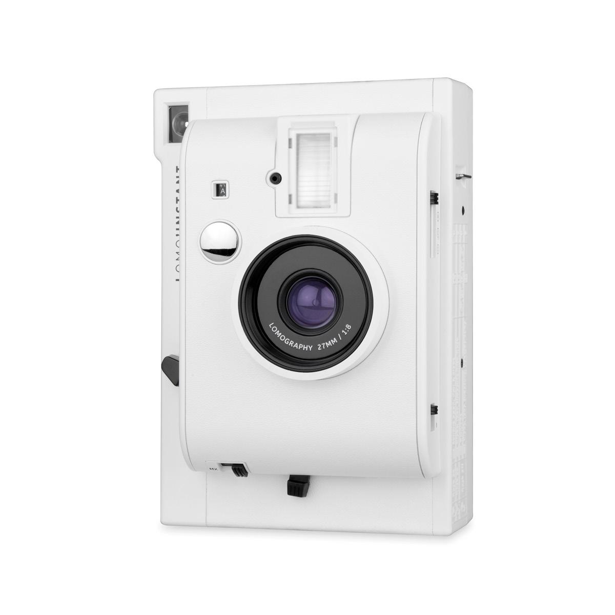 Lomo'Instant Mini White