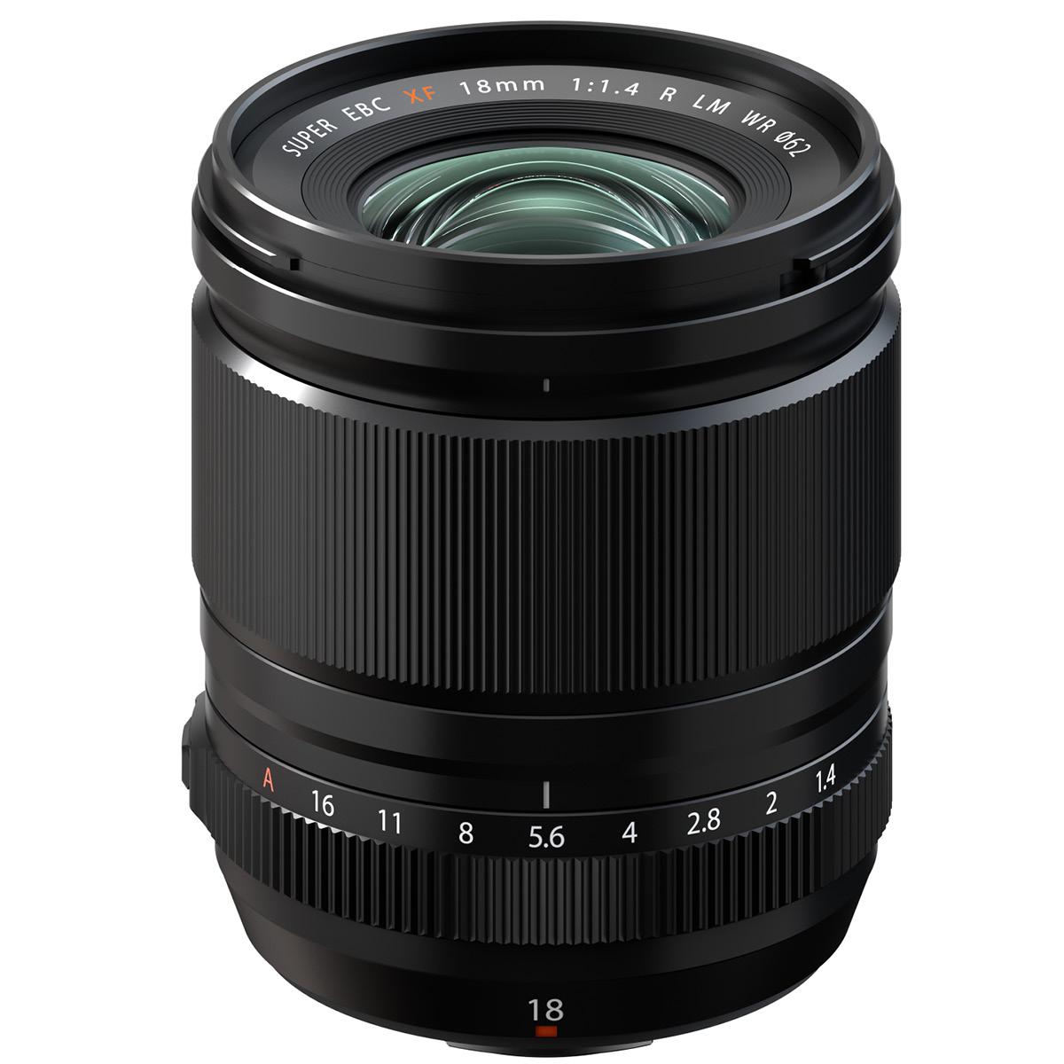 Fujifilm XF 18 mm 1:1,4 R LM WR