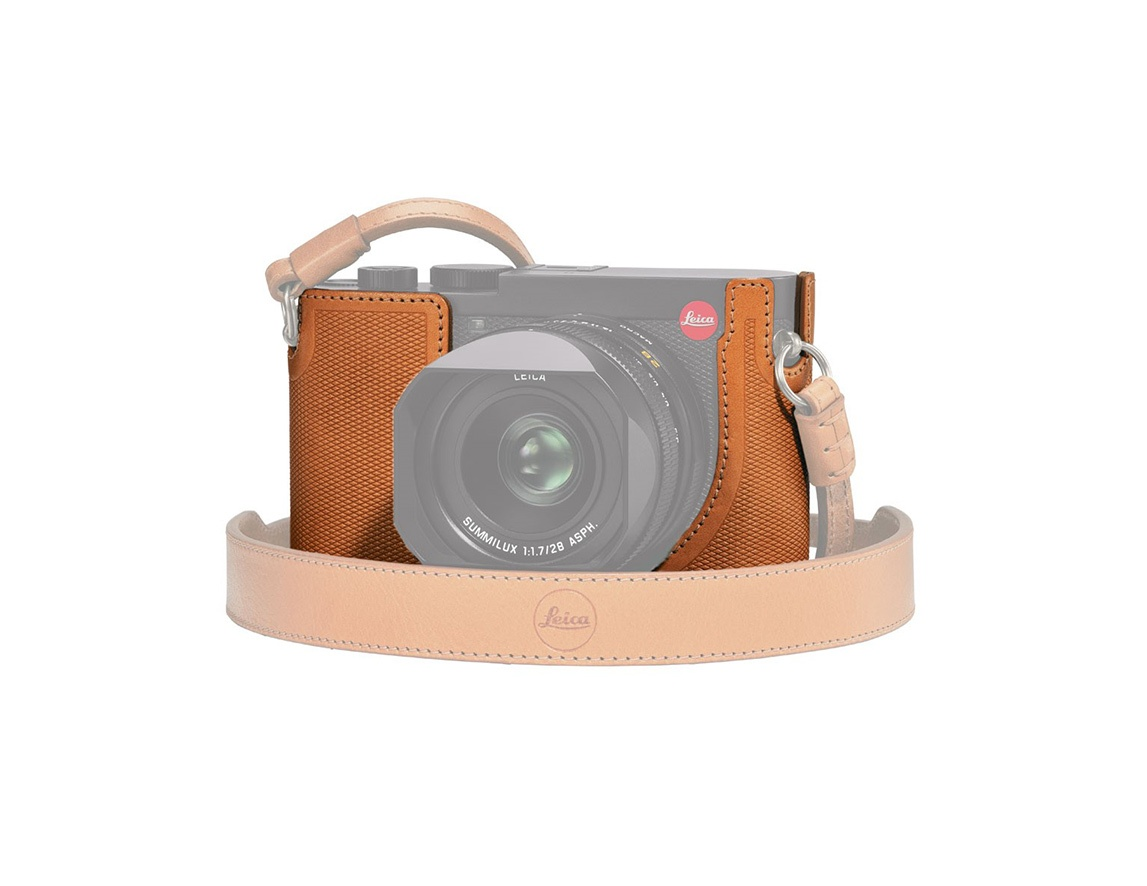 Leica Protektor Q2 Braun