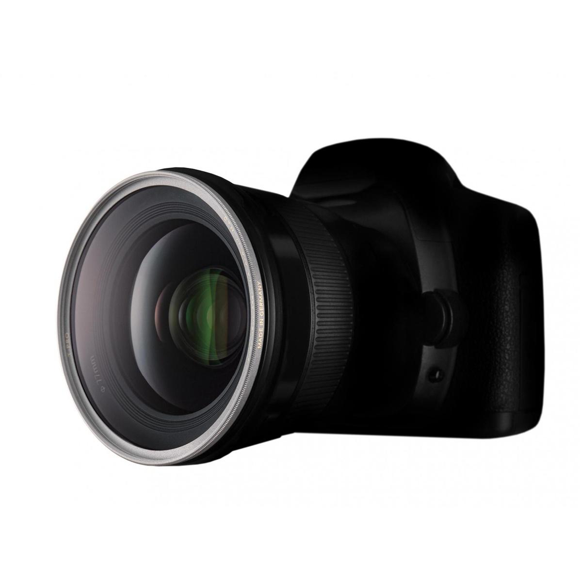 B+W Clear Filter 37 mm T-Pro