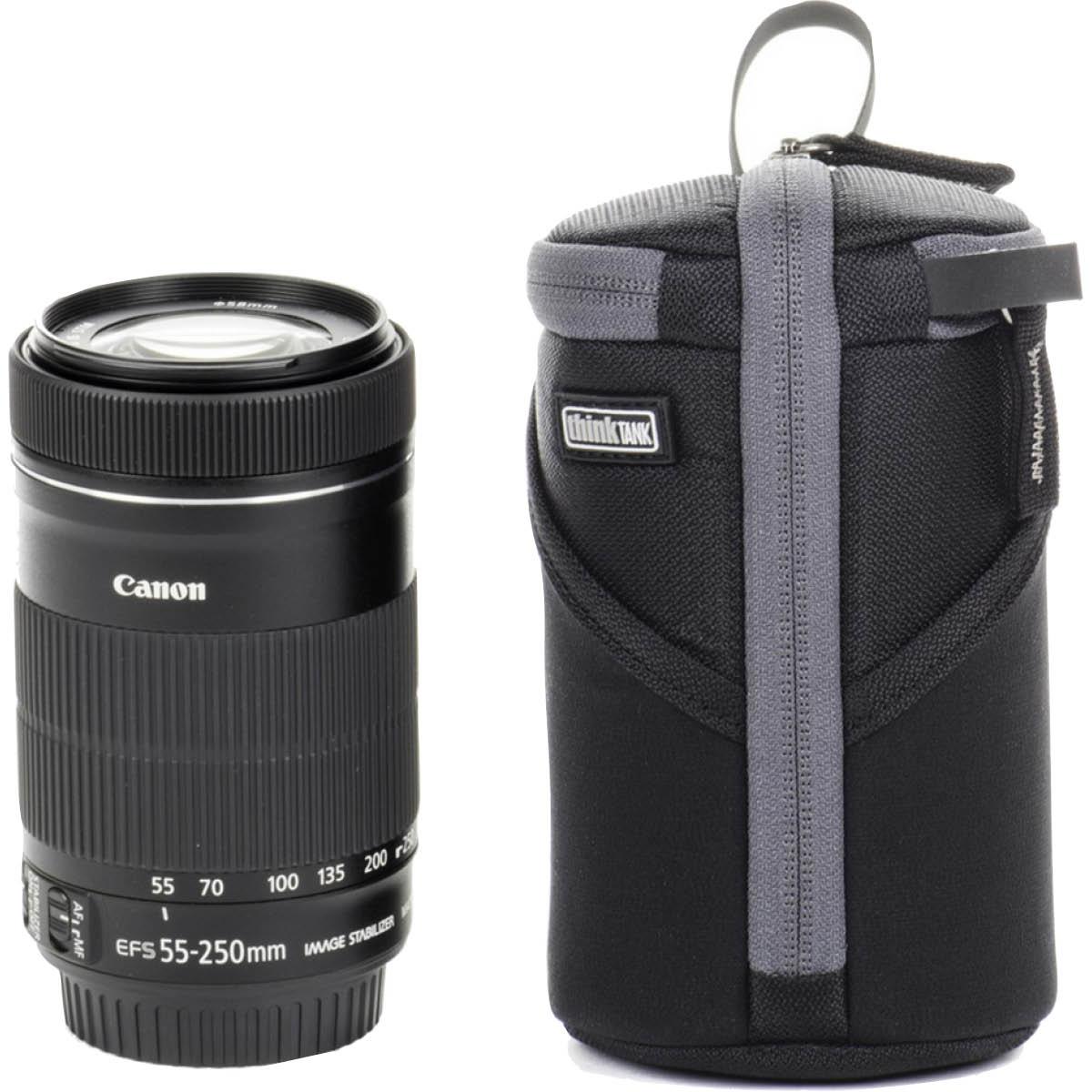 ThinkTank Lens Case Duo 10 Schwarz