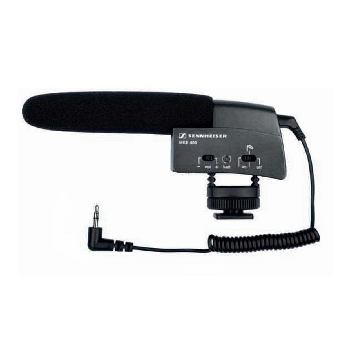 Sennheiser MKE 400 Mikrofon