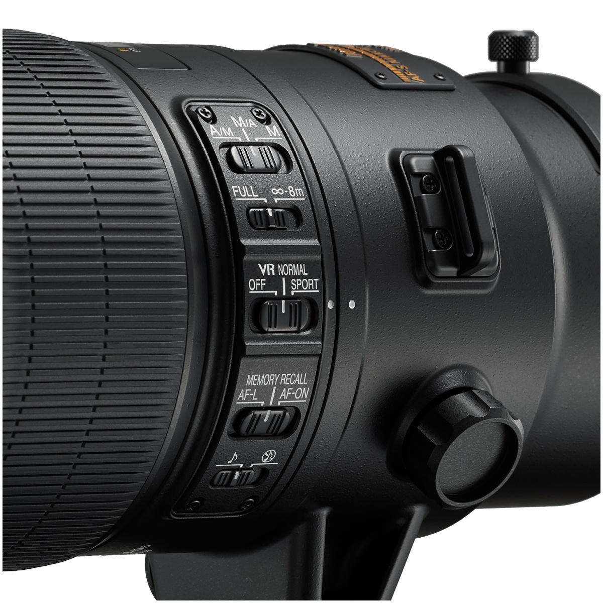 Nikon 500 mm 1:4,0 AF-S Nikkor E FL ED VR