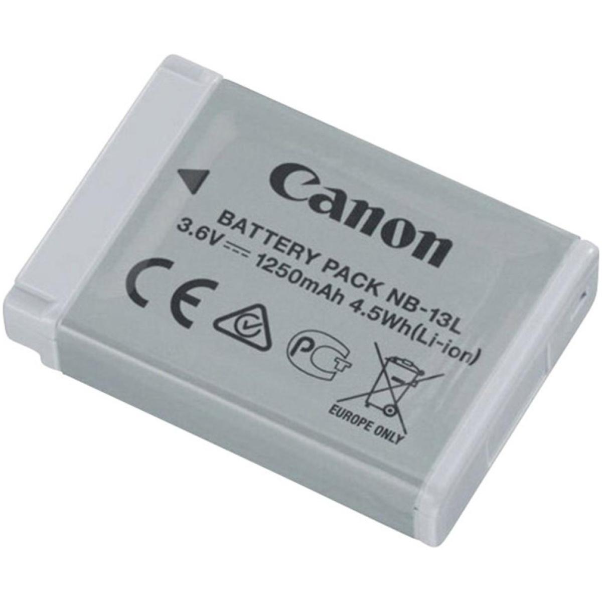 Canon NB-13L Akku
