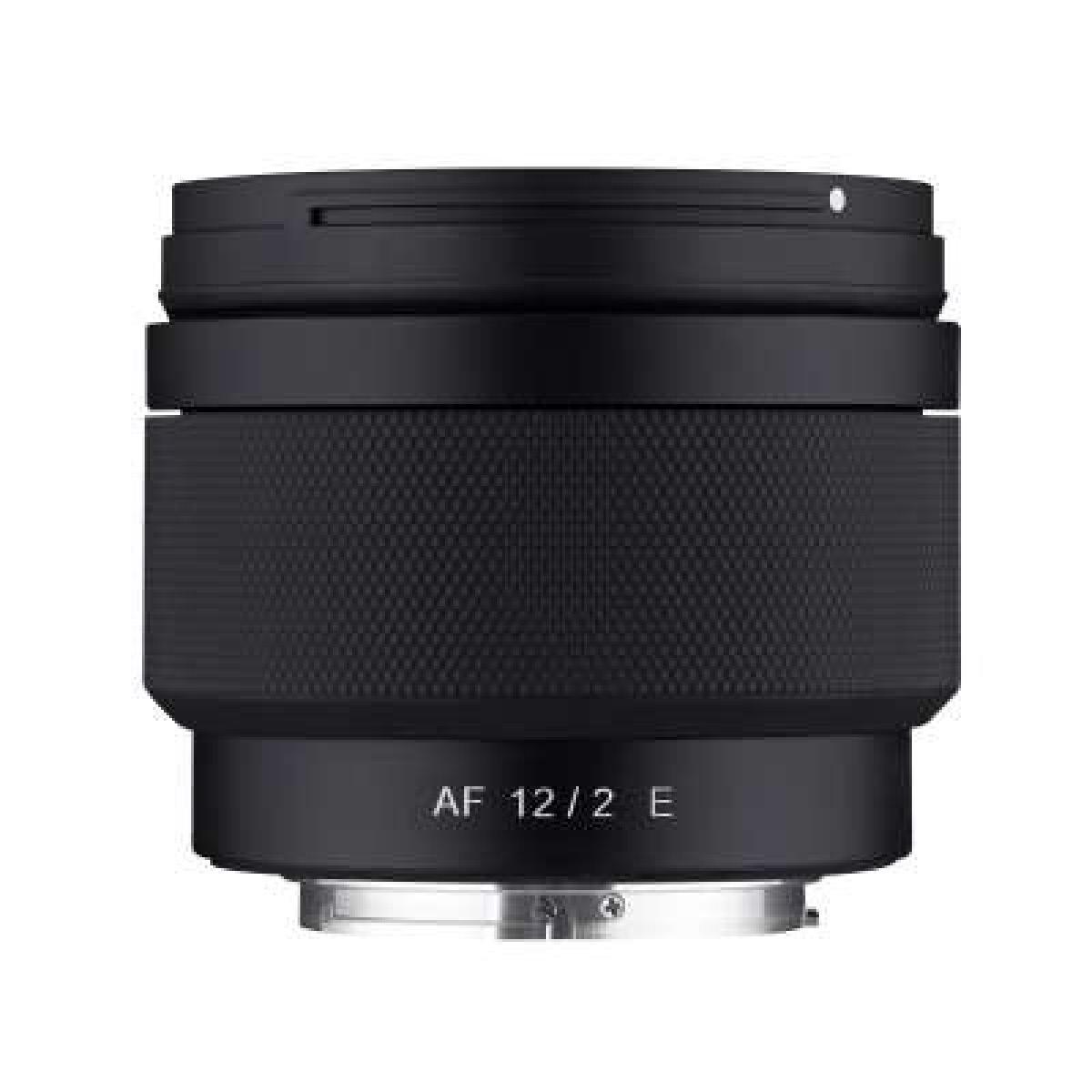 Samyang AF 12 mm 1:2,0 NCS CS für Sony E-Mount
