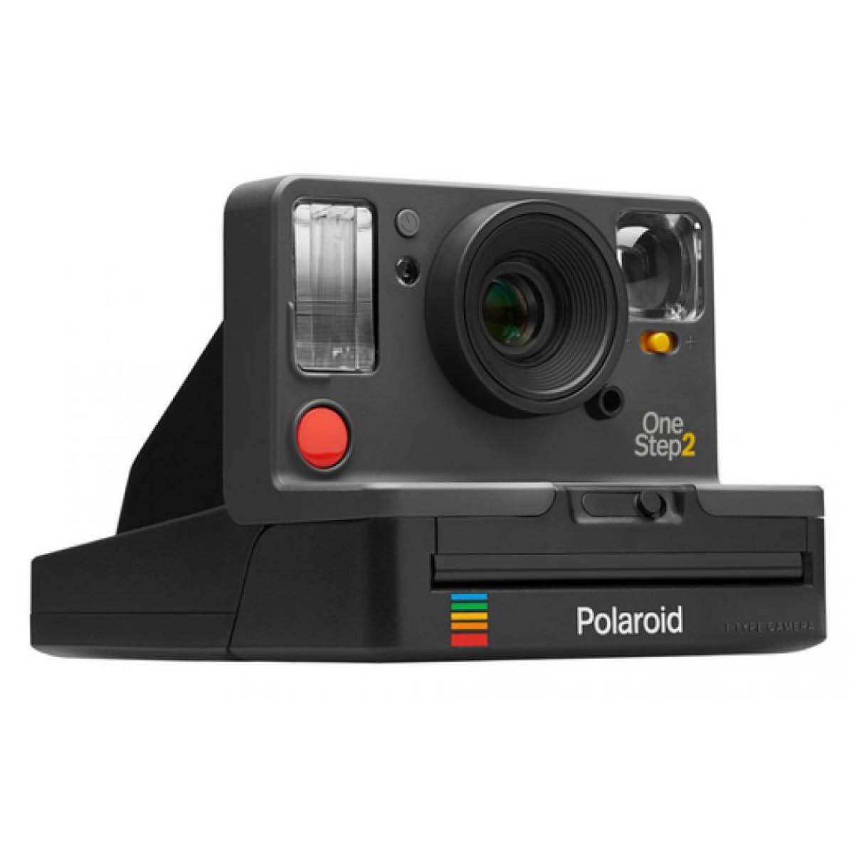 Polaroid One Step 2 Sofortbildkamera Schwarz