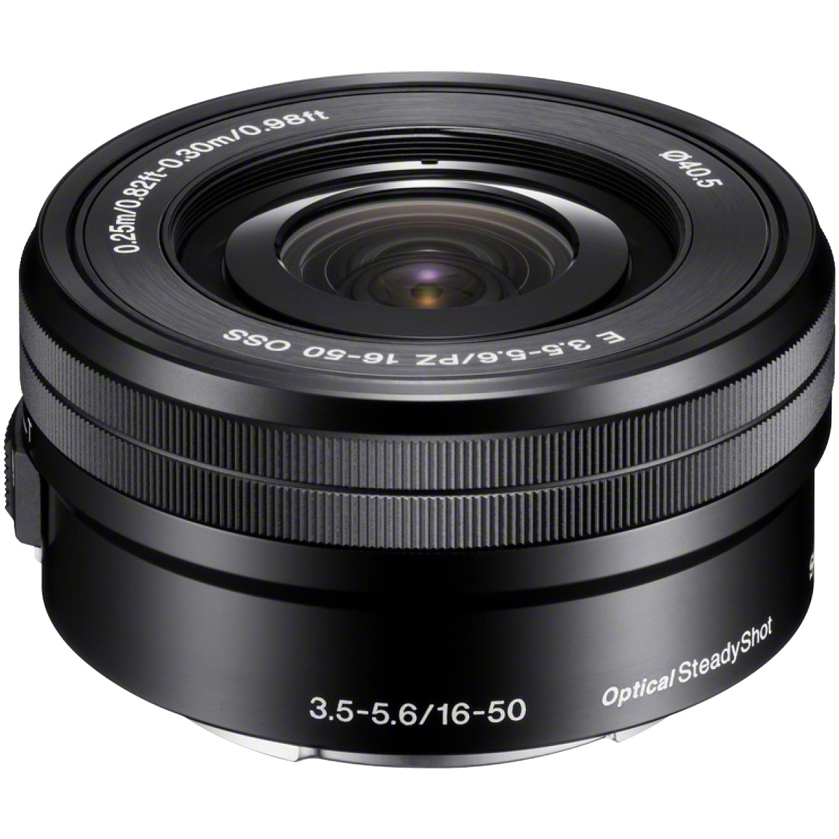 Sony 16-50 mm 1:3,5-5,6 PZ OSS E-Mount