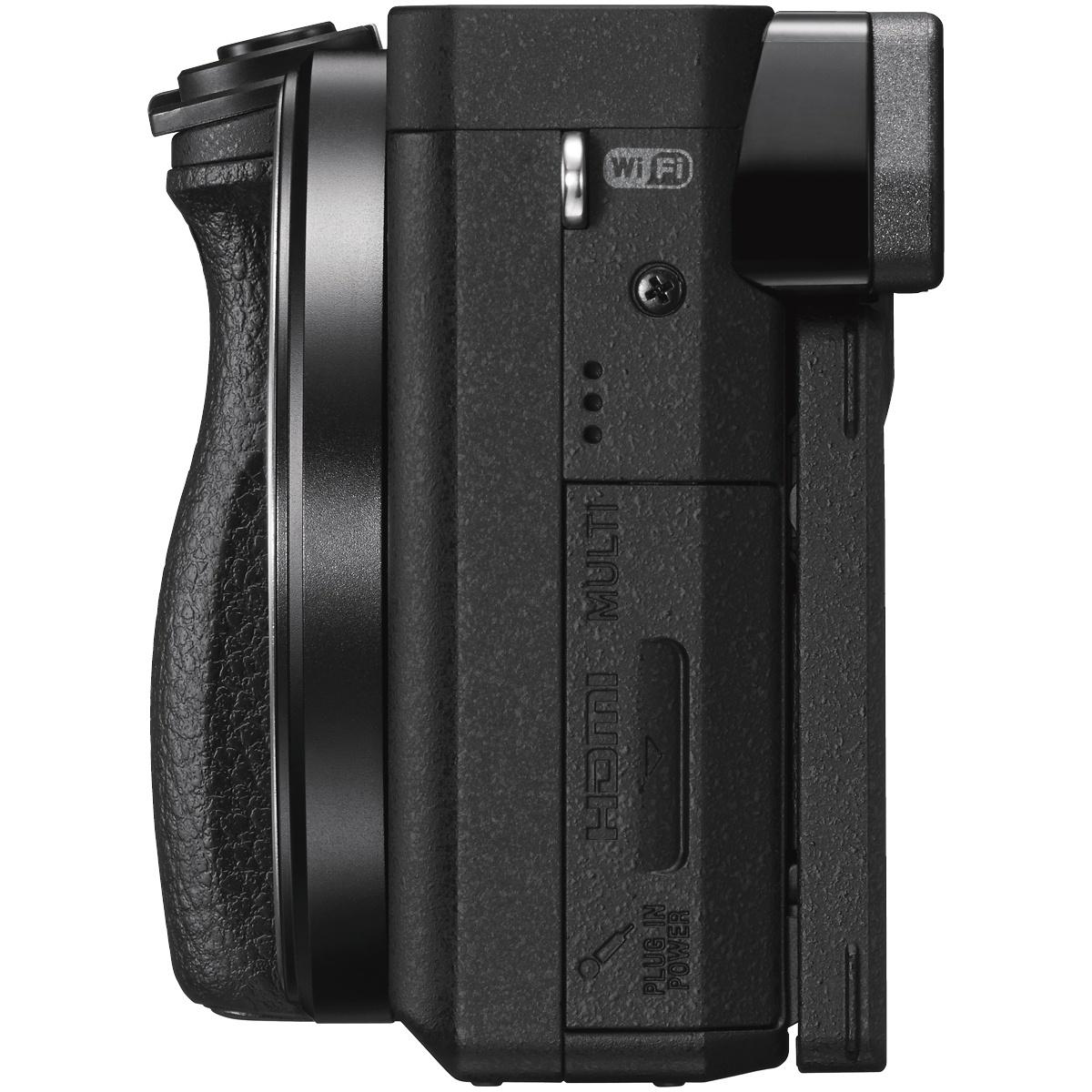 Sony Alpha 6300 Kit mit 18-135 mm 1:3,5-5,6