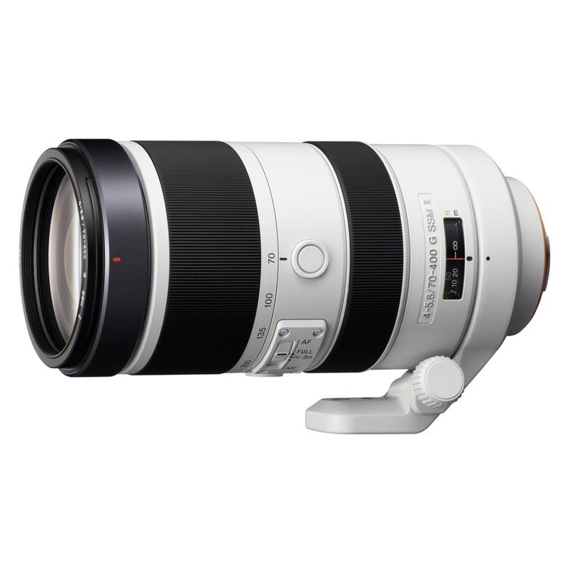 Sony 70-400 mm 1:4,5-5,6 G SSM II A-Mount