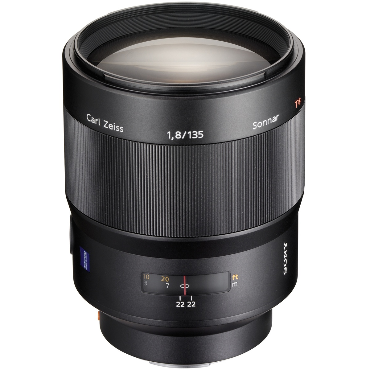 Sony 135 mm 1:1,8 Zeiss Sonnar T ZA A-Mount