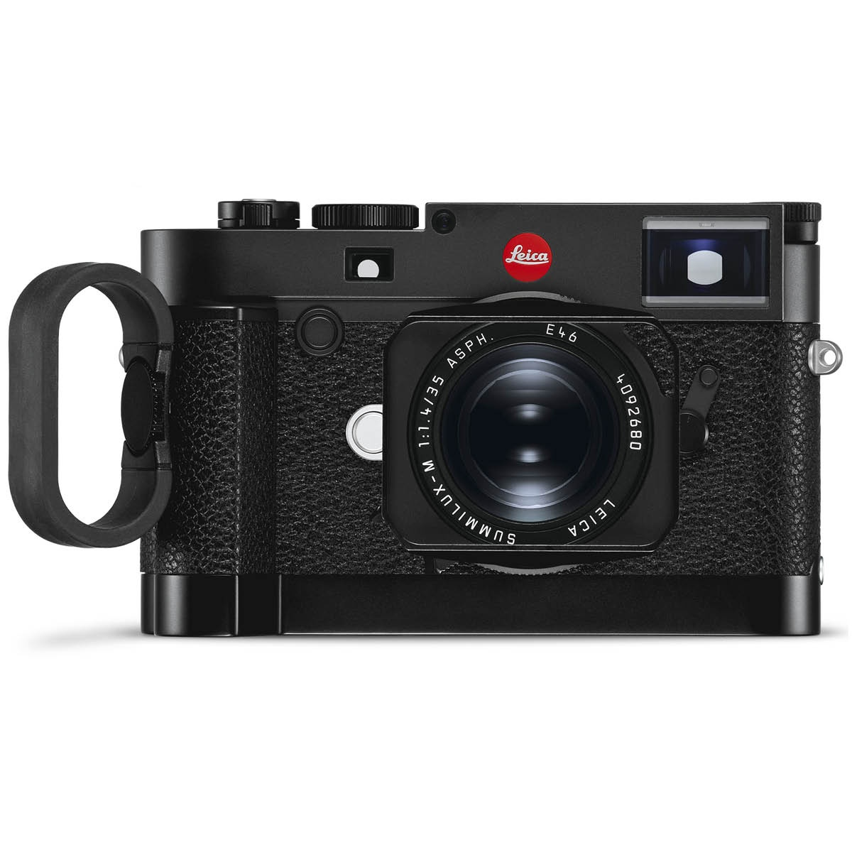 Leica Handgriff Schwarz