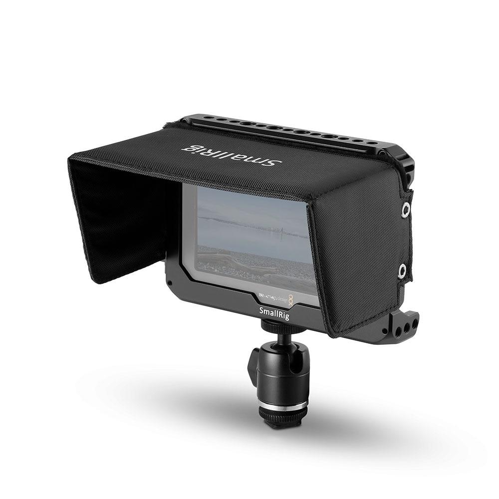 SmallRig Monitor Cage Blackmagic Video Assist Accessory Kit 1981
