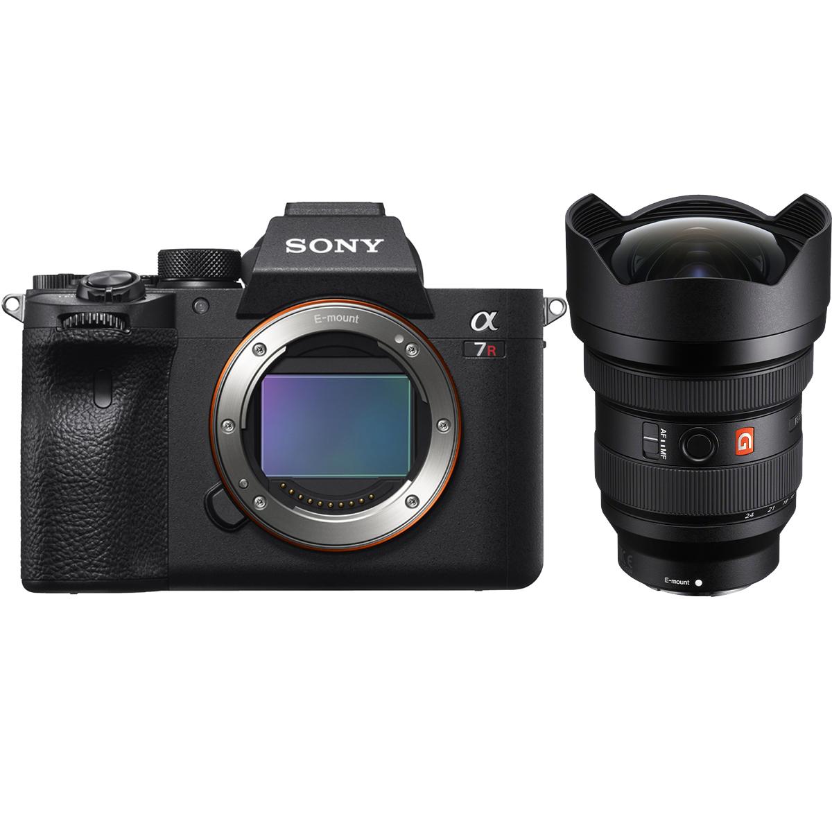 Sony Alpha 7R III A + FE 12-24 mm 1:2,8 GM