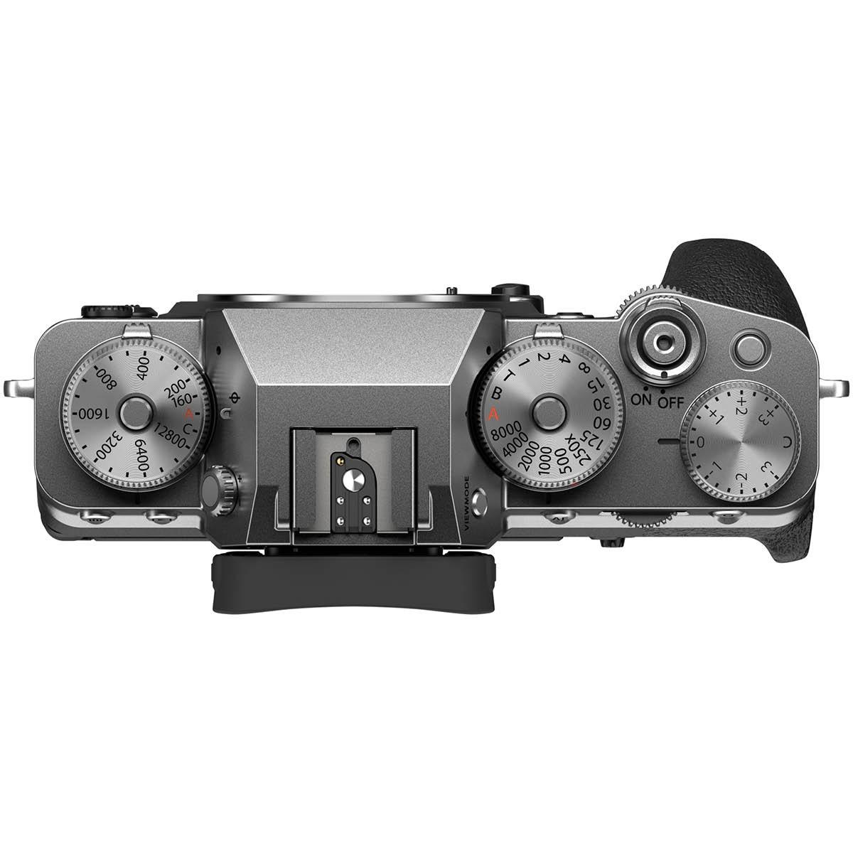 Fujifilm X-T4 Gehäuse Silber