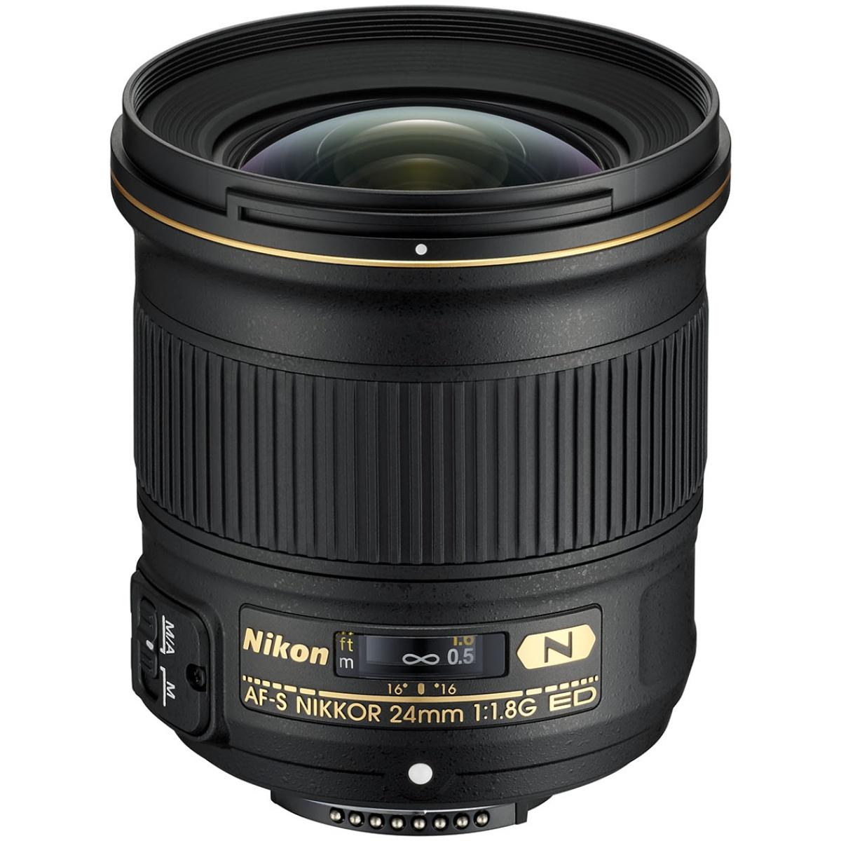 Nikon 24 mm 1:1,8 AF-S Nikkor G ED