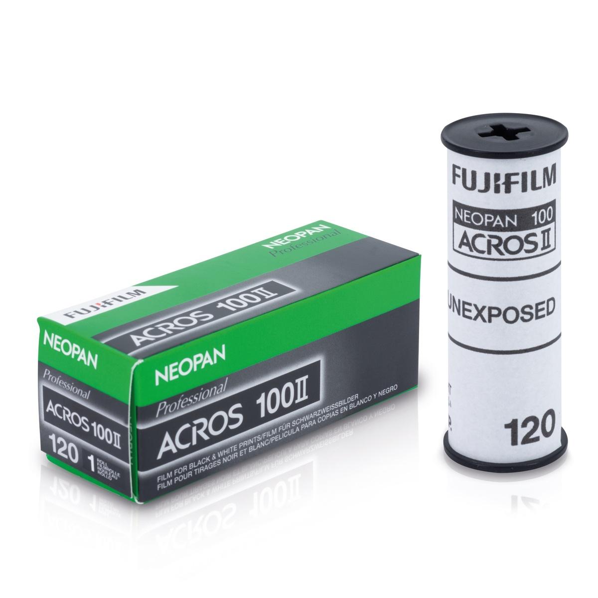 Fujifilm Neopan Acros 100 120 Rollfilm SW