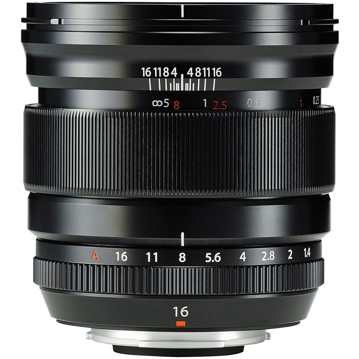 Fujifilm XF 16 mm 1:1,4 R WR