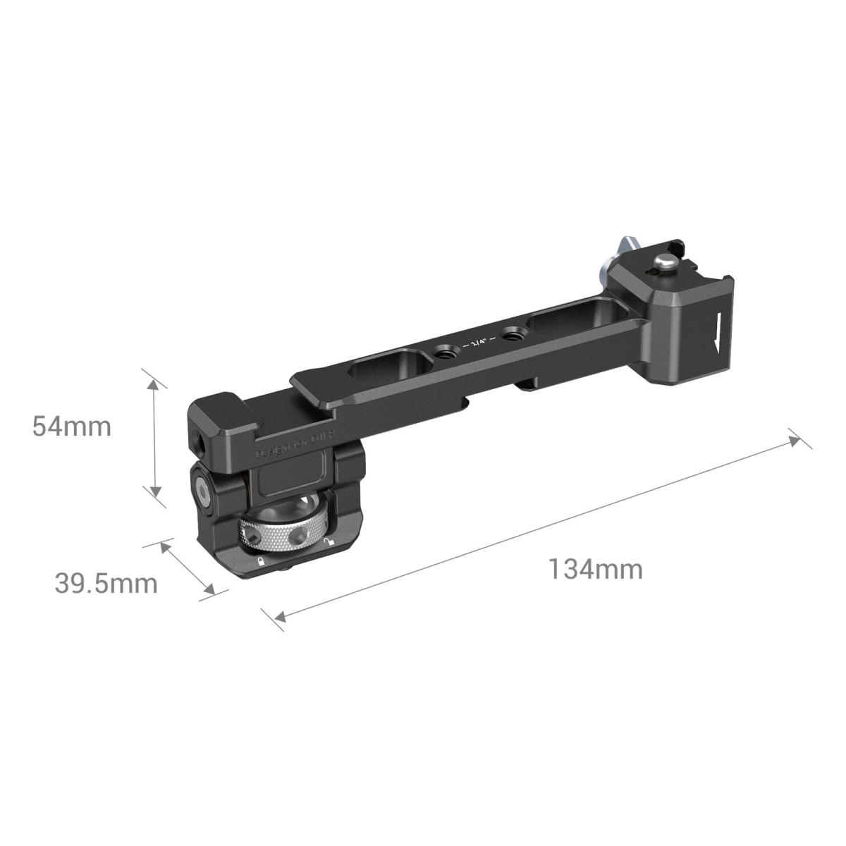 Smallrig Monitor Mount für DJI RS2 / RSC2 3026